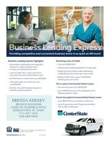 Business Lending Services
